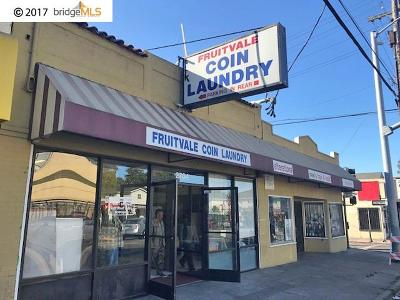 Oakland Commercial For Sale: 3114 E 27th St