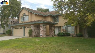 Tracy Single Family Home For Sale: 890 Allegheny Ct