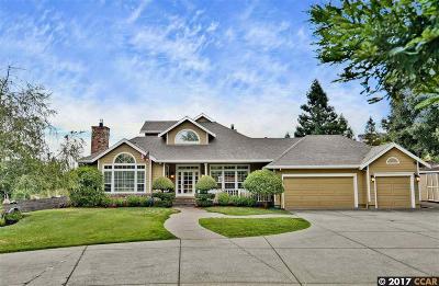 Martinez Single Family Home For Sale: 5337 Stonehurst Dr.