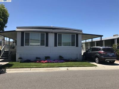 San Leandro Mobile Home Contingent: 270 Santa Susana