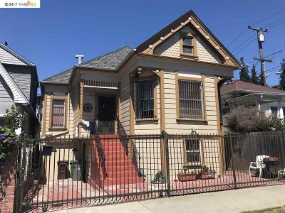 Oakland Single Family Home For Sale: 2426 E 15th St