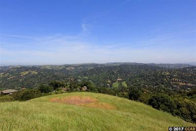 Orinda Residential Lots & Land For Sale: 40 Dos Osos