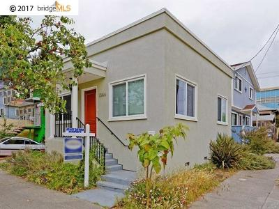 Oakland Single Family Home For Sale: 1386 E 36th St
