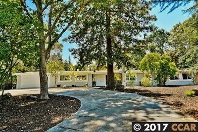 Danville Single Family Home For Sale: 322 La Questa Dr