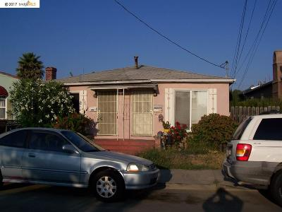 San Leandro Multi Family Home New: 1554 Oriole Ave