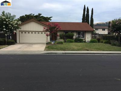San Ramon Single Family Home For Sale: 9771 Gorham
