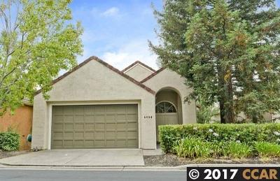 Contra Costa County Rental For Rent: 6124 Lakeview Cir
