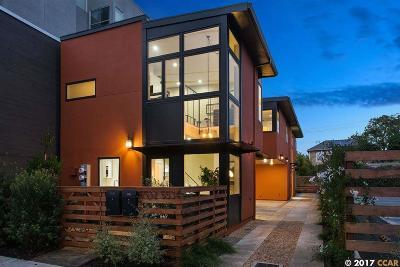 Emeryville Single Family Home New: 5532 Doyle Street