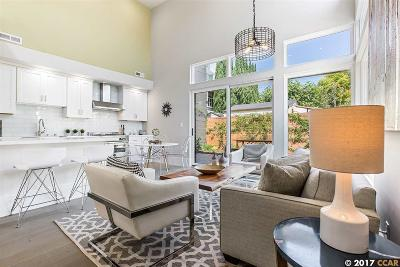 Emeryville Single Family Home New: 5534 Doyle Street