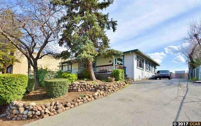 Walnut Creek Commercial For Sale: 1425 Pine St