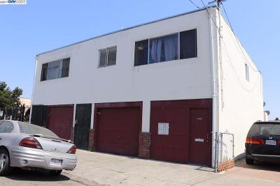 Oakland Multi Family Home New: 2312 55th Ave