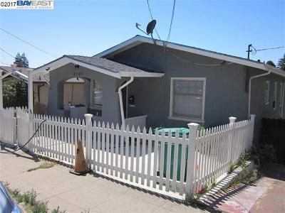 Oakland Multi Family Home New: 2785 Garden St