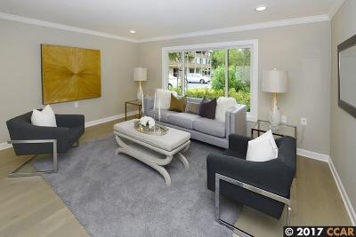 Walnut Creek CA Condo/Townhouse For Sale: $588,000