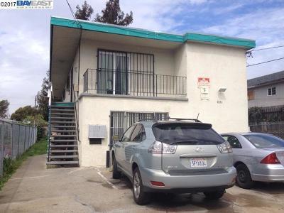 Oakland Multi Family Home New: 1351 85th Avenue