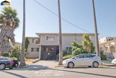 Oakland Multi Family Home For Sale: 2605 9th Avenue