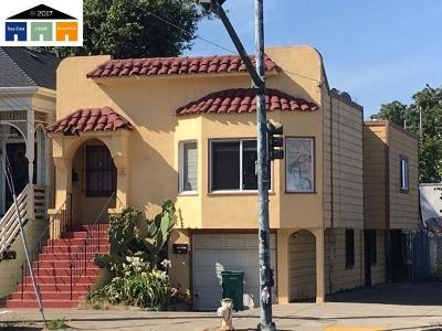 Oakland Multi Family Home New: 1410 14th St