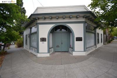 Berkeley Commercial Back On Market: 2315 Prince