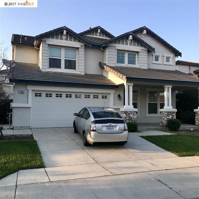 Oakley Single Family Home New: 130 Vella Cir