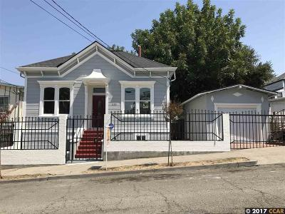 Oakland Single Family Home New: 1130 E 20th St