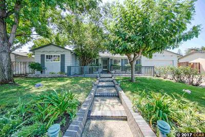 Concord Single Family Home New: 1612 Yeoman Drive