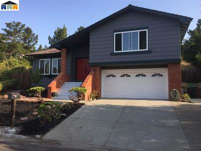 Pleasant Hill Single Family Home New: 42 Saint Claire Ct