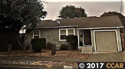 Richmond Single Family Home New: 876 Amador Street
