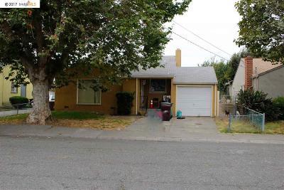 Oakland Single Family Home New: 215 Bergedo Dr