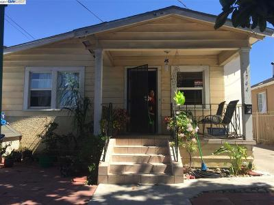 Oakland Multi Family Home New: 1744 85th Ave
