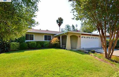 Alameda County Single Family Home New: 4288 Pecos Ave