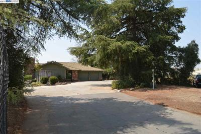 Brentwood Single Family Home New: 12199 Byron Hwy
