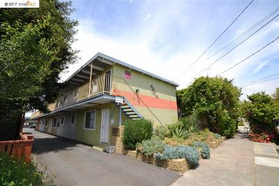 Berkeley Multi Family Home For Sale: 1277 Hearst Ave