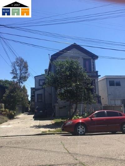 Oakland Multi Family Home New: 623 58th St