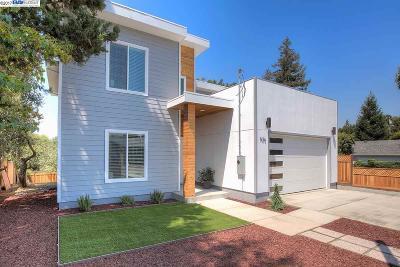 Hayward Single Family Home New: 1976 Wingate Way