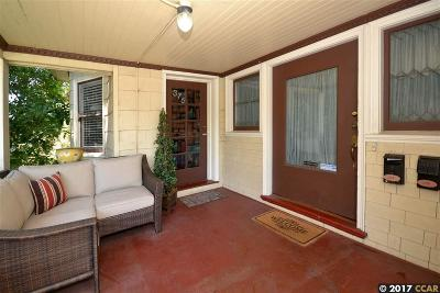 Oakland Single Family Home New: 379 Orange St