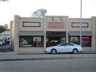Castro Valley Commercial For Sale: 2644 Castro Valley Blvd