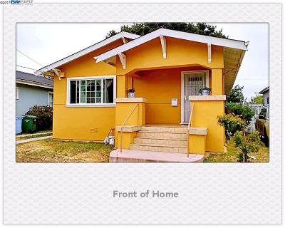 Berkeley  Single Family Home For Sale: 1518 Russell St