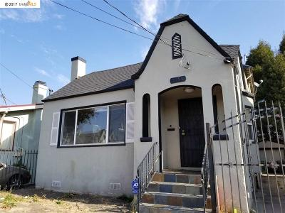 Single Family Home Back On Market: 7350 Holly