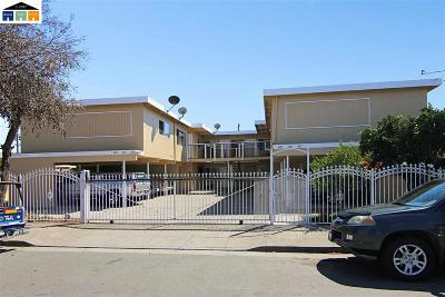 Richmond Multi Family Home For Sale: 600 Duboce Ave