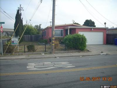 San Pablo Single Family Home For Sale: 901 Palmer Ave