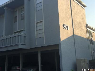 Concord Condo/Townhouse For Sale: 971 Bancroft Rd #105A