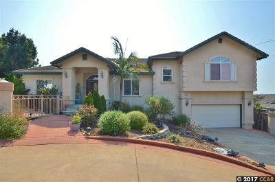 Castro Valley Single Family Home For Sale: 5511 Jensen Rd