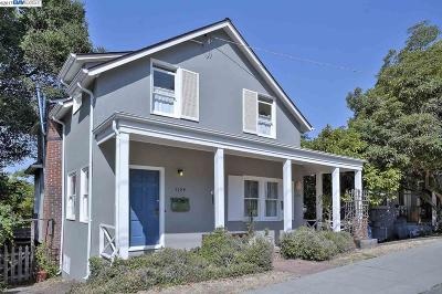Berkeley Multi Family Home For Sale: 1192 Arch Street