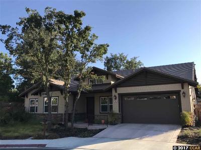 Walnut Creek Single Family Home For Sale: 887 Amberwood Court