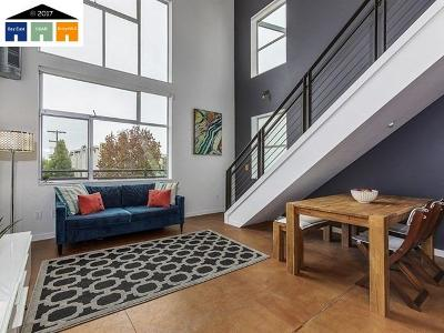 Berkeley Condo/Townhouse For Sale: 2400 Dowling Pl #9