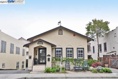 Pleasanton Single Family Home For Sale: 228 Spring St