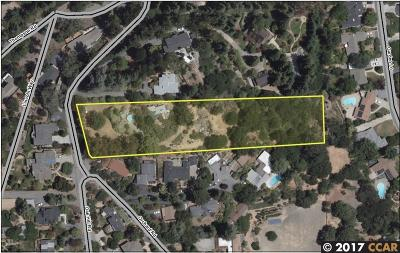 Lafayette CA Residential Lots & Land For Sale: $895,000
