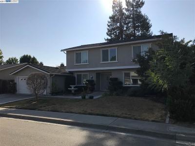 Pleasanton Single Family Home For Sale: 2391 Sandpiper Way