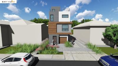 Oakland Single Family Home For Sale: 529 46th St