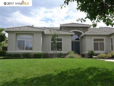 Antioch Single Family Home For Sale: 5223 Hunsaker Ct