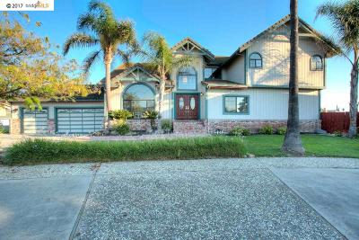Discovery Bay Single Family Home For Sale: 5136 Cabrillo Pt